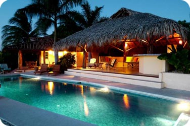 Guanacaste costa rica family vacation rental house on the for Beach house rentals costa rica